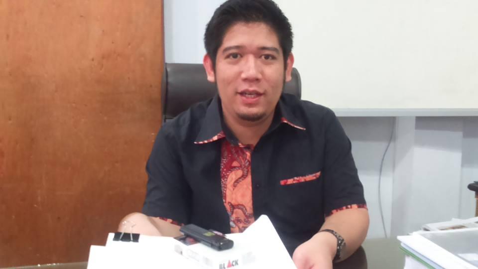 Raski Mokodompit Jabat Sekretaris Fraksi Golkar