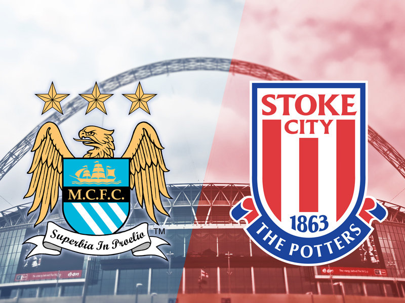 Liga Inggris: Live Streaming Manchester City vs Stoke City, 9 Maret 2017