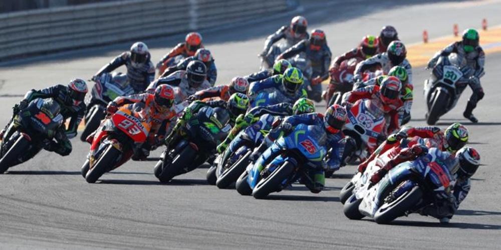 Jadwal Lengkap MotoGP 2017: Siaran Langsung GP Losail Qatar, Live Race 26 Maret 2017