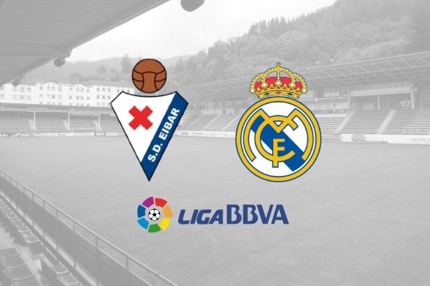 Live Streaming Eibar Vs Real Madrid, La Liga Spanyol 4 Maret 2017