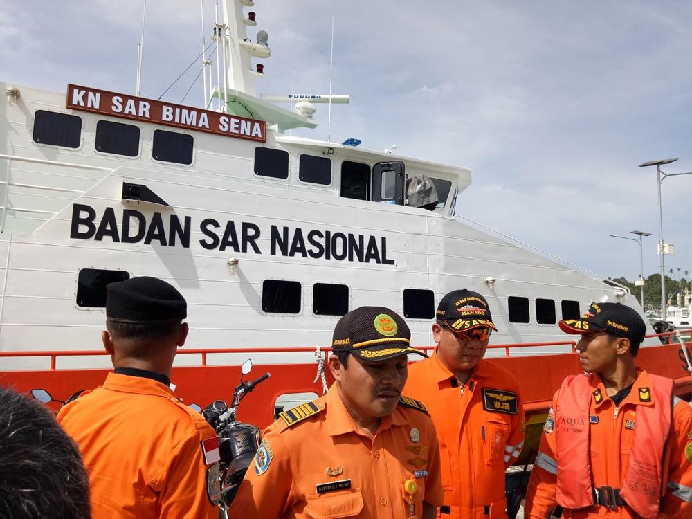 Tim KN Bima Sena Berhasil Selamatkan ABK KLM Kembang