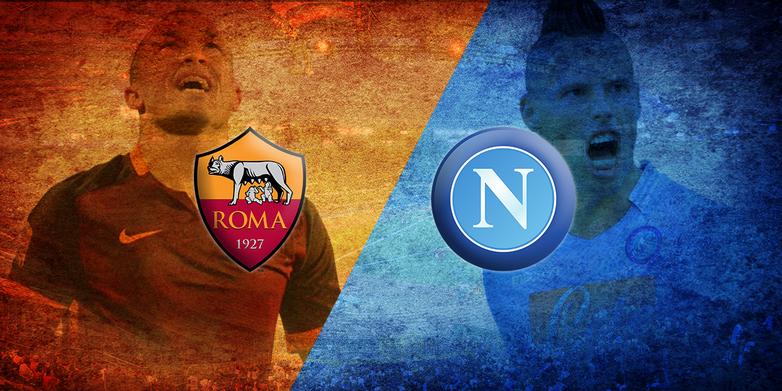 Live Streaming AS Roma vs Napoli, Serie A Italia 4 Maret 2017