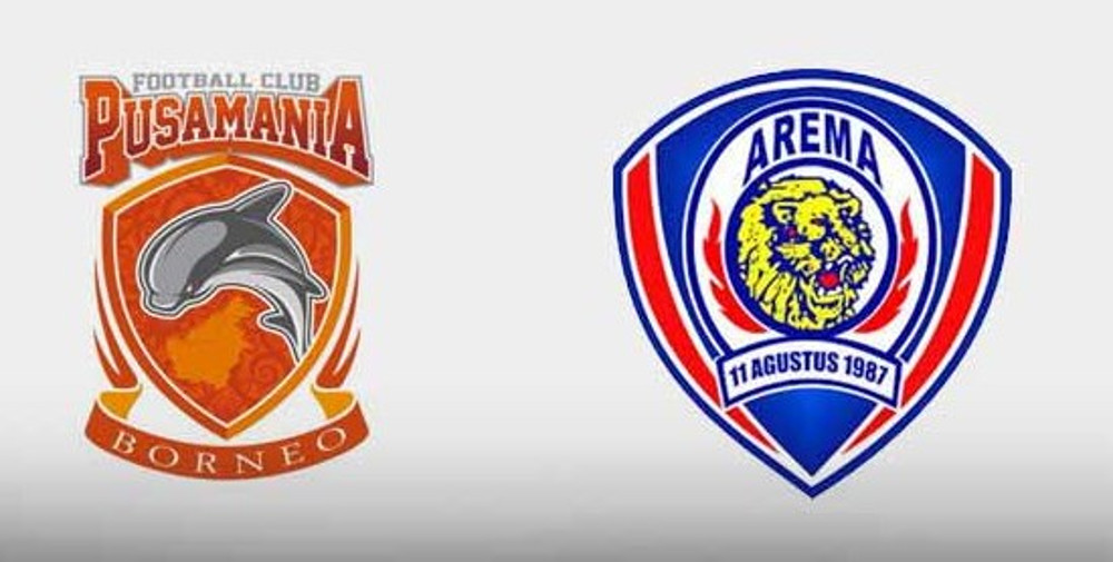 Final Piala Presiden 2017: Nonton Live Streaming Pusamania Borneo FC Vs Arema FC, 12 Maret 2017 - Prediksi & Line Up