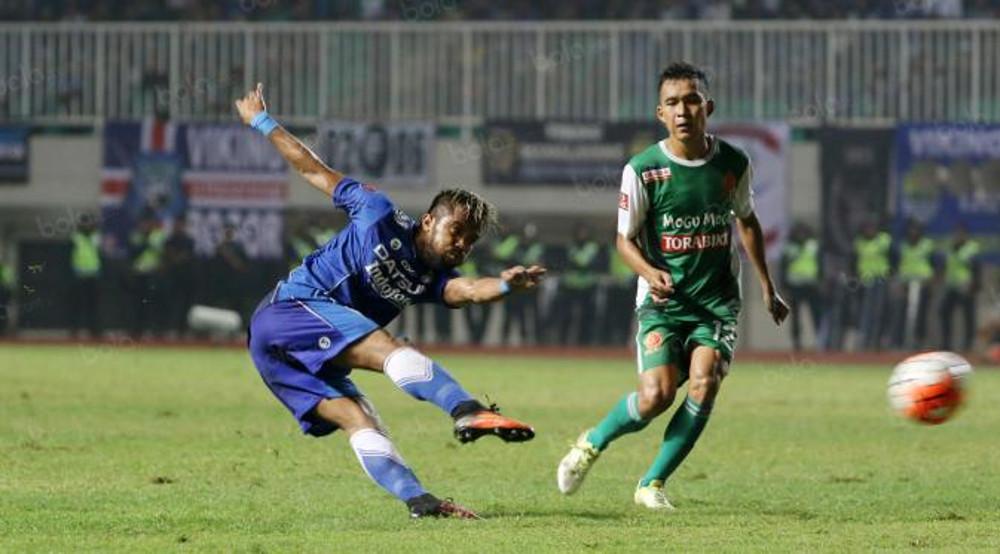 Jadwal Liga 1 Indonesia 22 April 2017, Live Streaming PS TNI Vs Persib Bandung