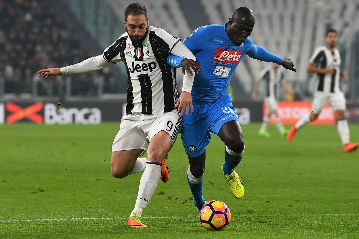 Jadwal Coppa Italia 6 April 2017: Live Streaming Napoli Vs Juventus - Prediksi & Line Up Pemain