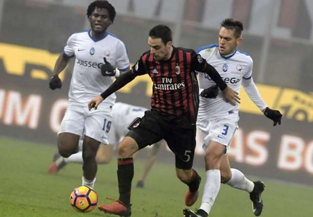 Serie A Italia 14 Mei 2017: Live Streaming Atalanta Vs AC Milan - Prediksi & Line Up Pemain