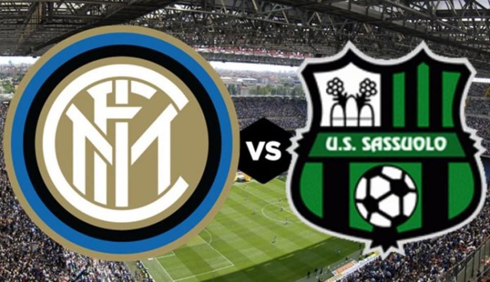 Live Streaming Inter Milan vs Sassuolo - Serie A Italia 14 Mei 2017