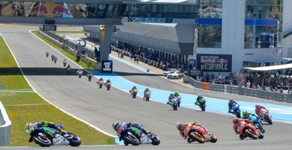 Jadwal MotoGP 2017 Jerez Spanyol, Live Race 7 Mei 2017