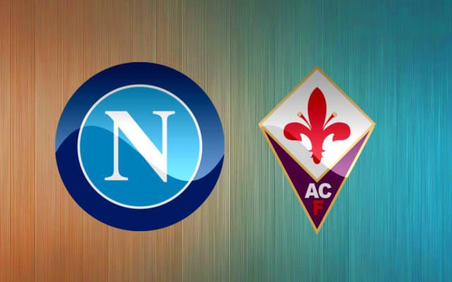 Serie A Italia: Live Streaming Napoli Vs Fiorentina - Prediksi & Line Up Pemain