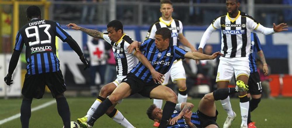 Jadwal & Prediksi Bola Serie A Italia 7 Mei 2017, Live Streaming Udinese vs Atalanta