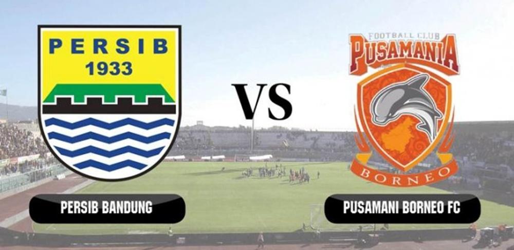 Live Streaming Persib Bandung Vs Pusamania Borneo FC