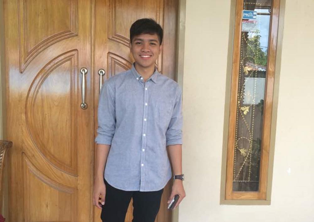 Putra Bolmong Ini, Berhasil Dapatkan Nilai Terbaik Mengikuti Calon IPDN 2017