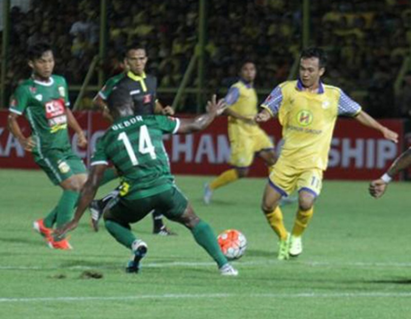 Live Streaming Bhayangkara FC vs Barito Putera