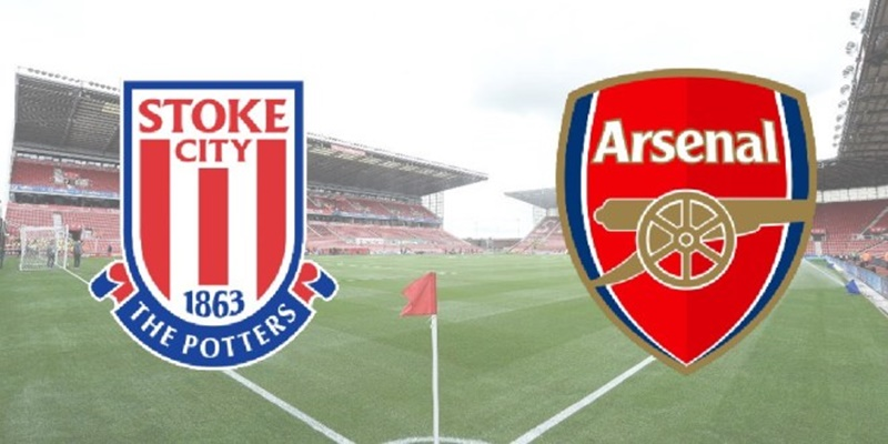 Live Streaming Stoke City vs Arsenal