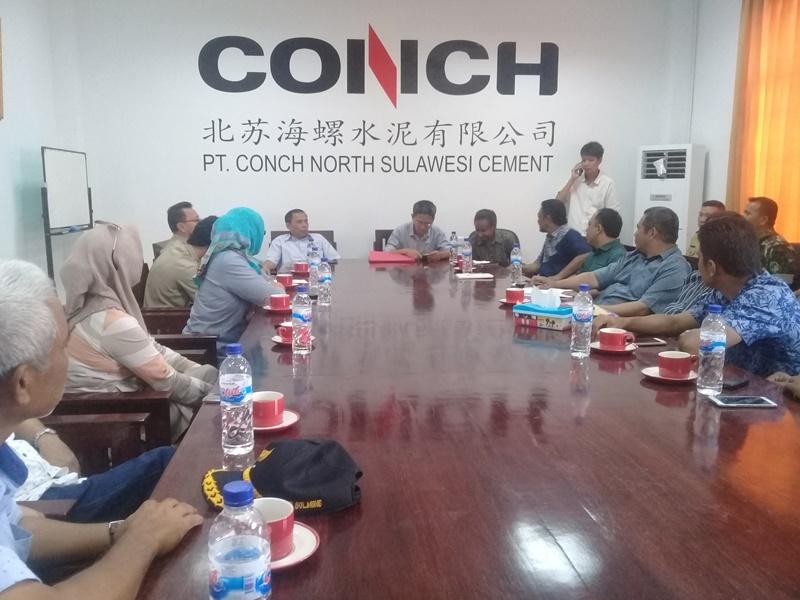 PT Conch Diduga Pekerjakan TKA Ilegal