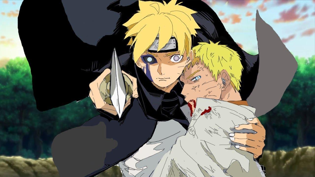 Sasuke Dan Naruto Siap Mati Untuk Konoha Di Manga Boruto